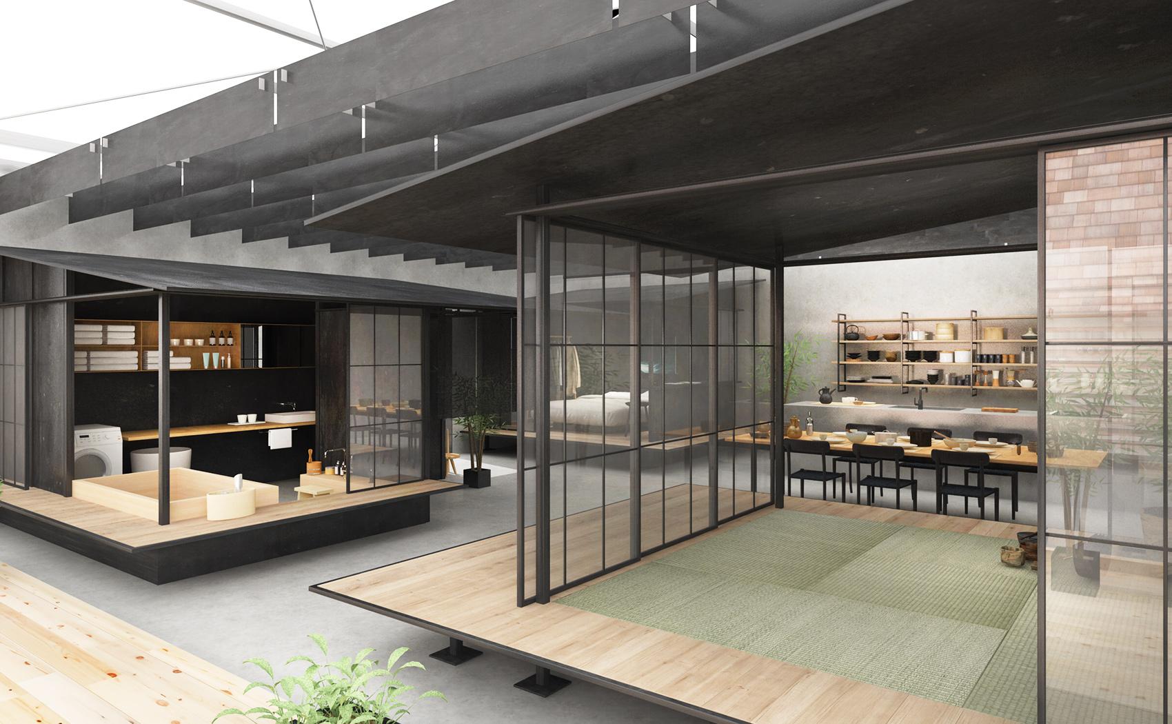 2016 tokyo exhibition house vision for Home designs com